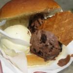 Zin in een broodje ijs?