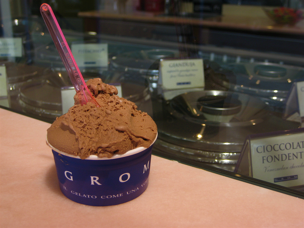 Grom's Gianduia
