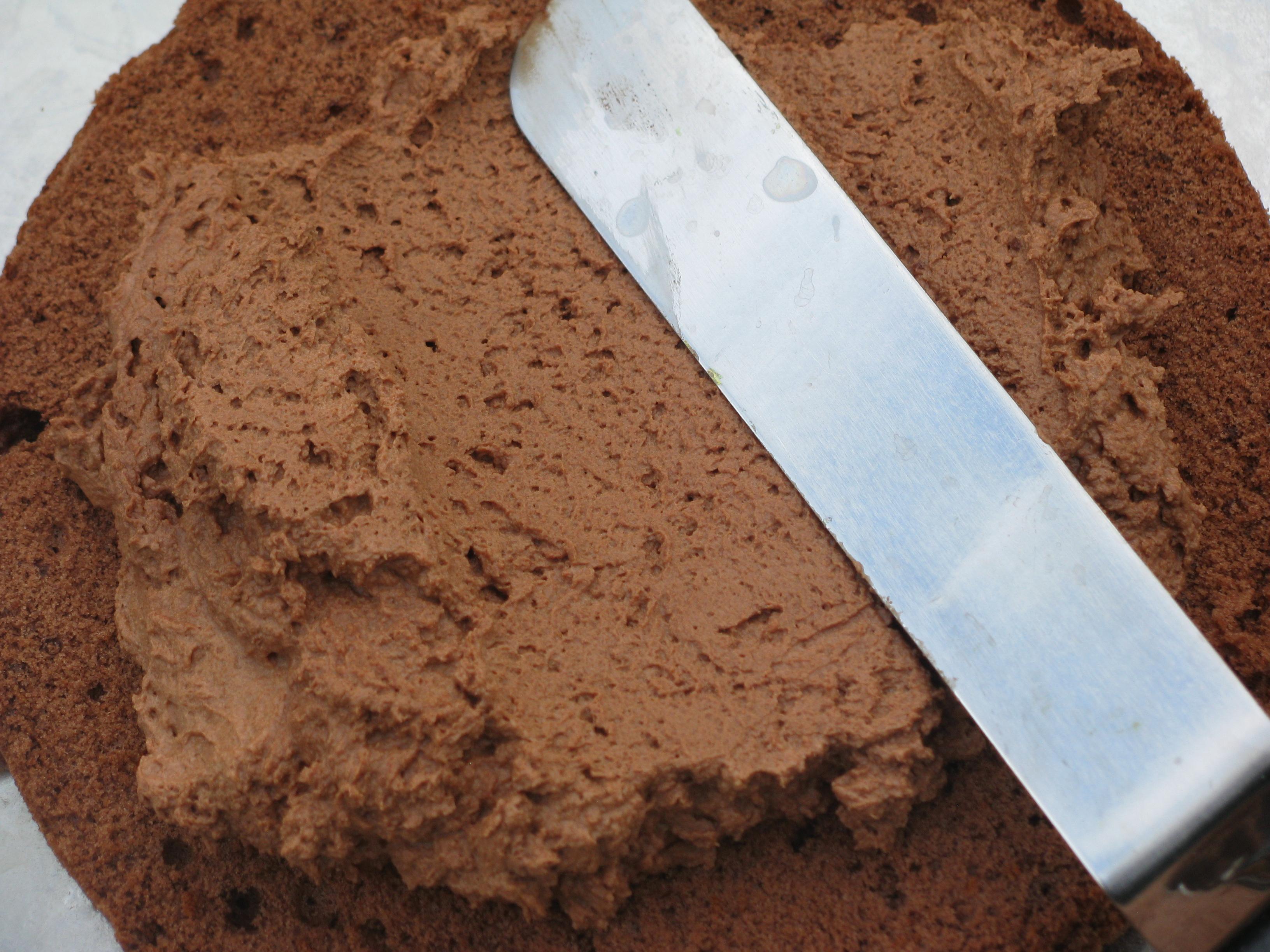 Chocolade Slagroom
