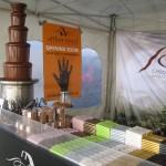Het Chocoladefestival in Zutphen 2015