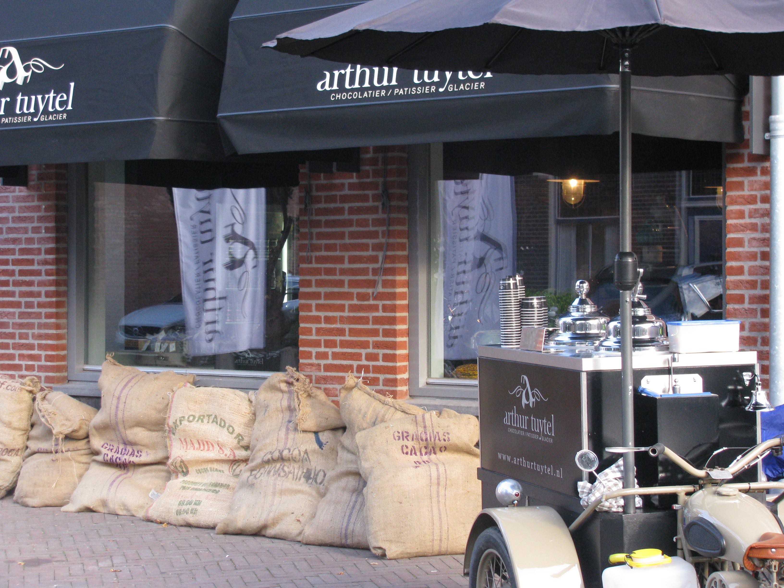 Arthur Tuytel winkel