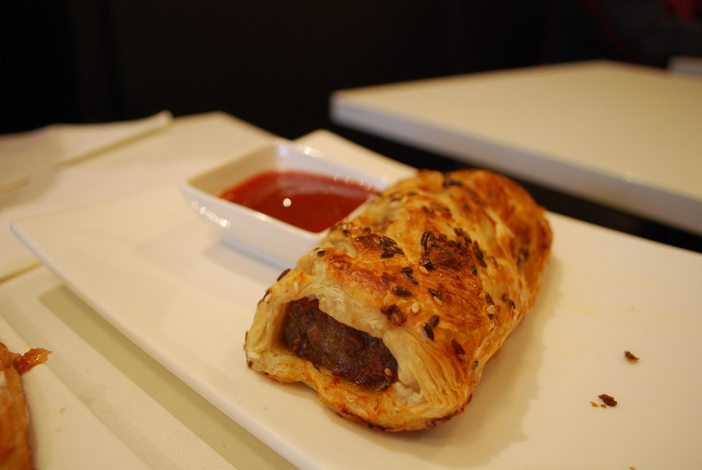 Sausage Roll - Noisette AUD5.60