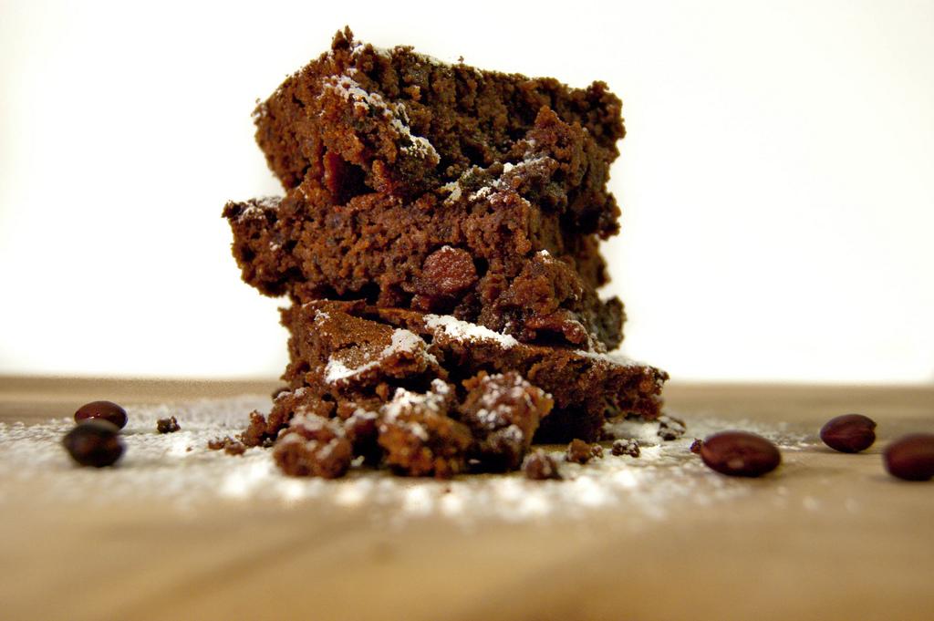 Fudgy Black Bean Brownies (Really!)