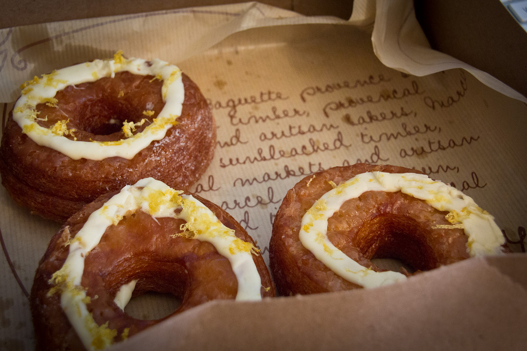 Three Cronuts Are Better Than One?