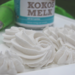 Recept: Kokosslagroom