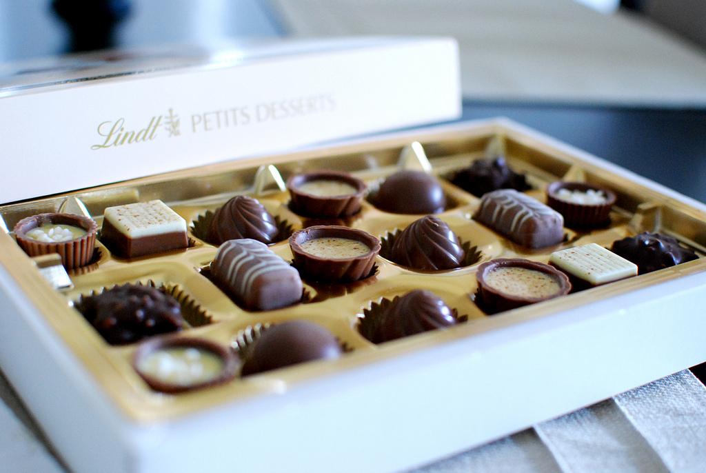 petits desserts