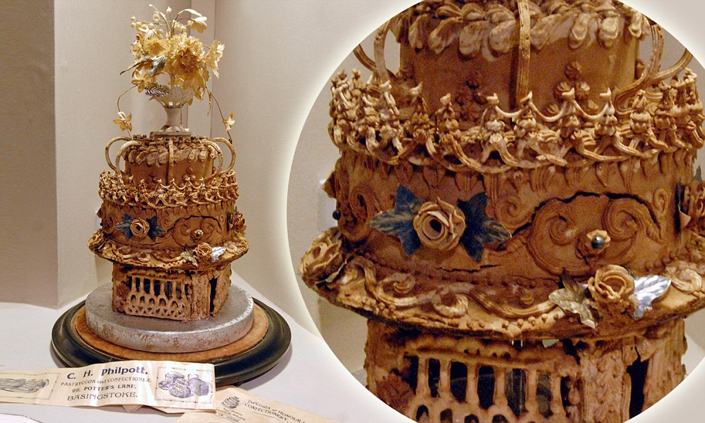 Oldest Weding Cake
