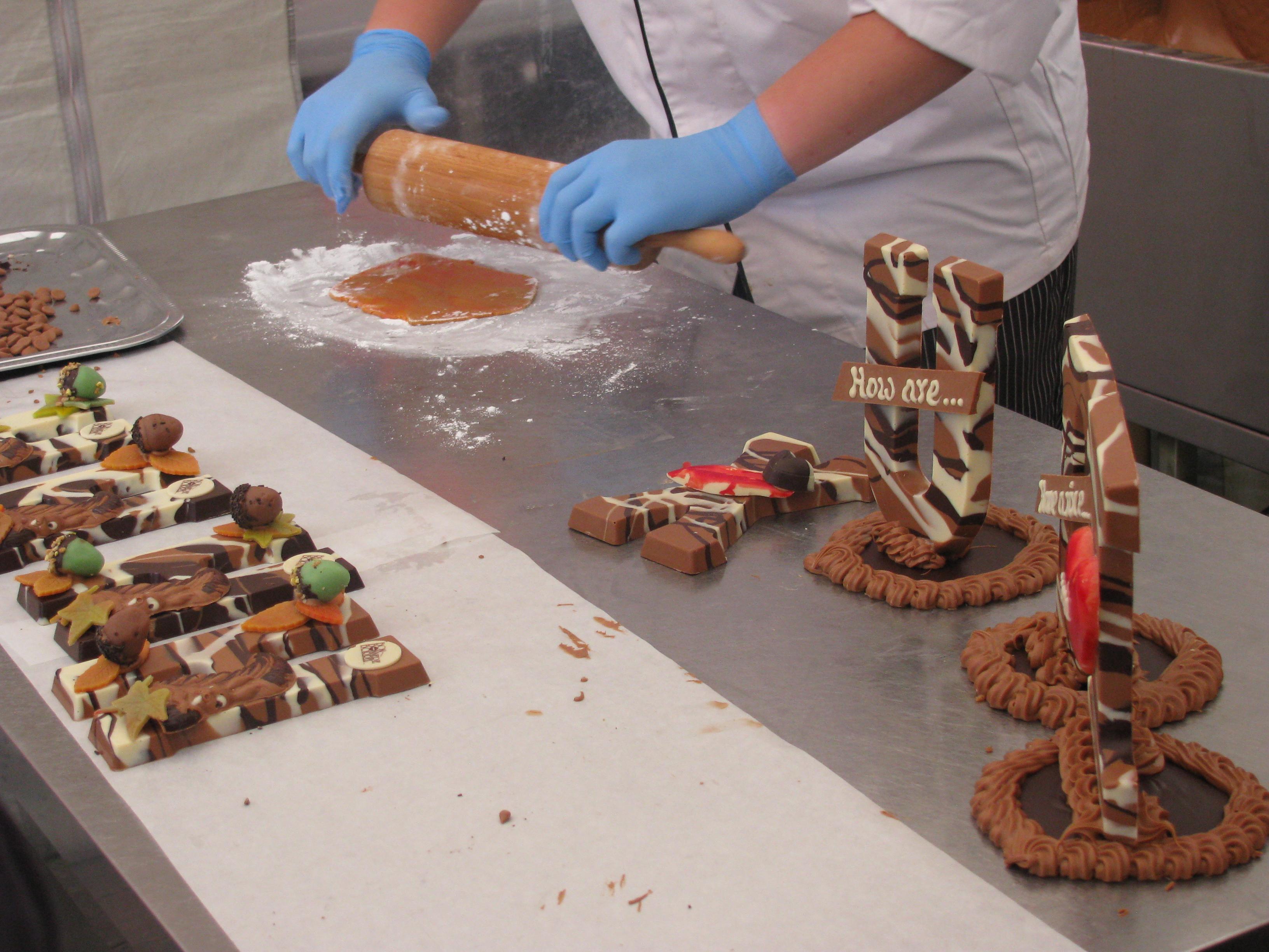 Bakkerij chocolaterie