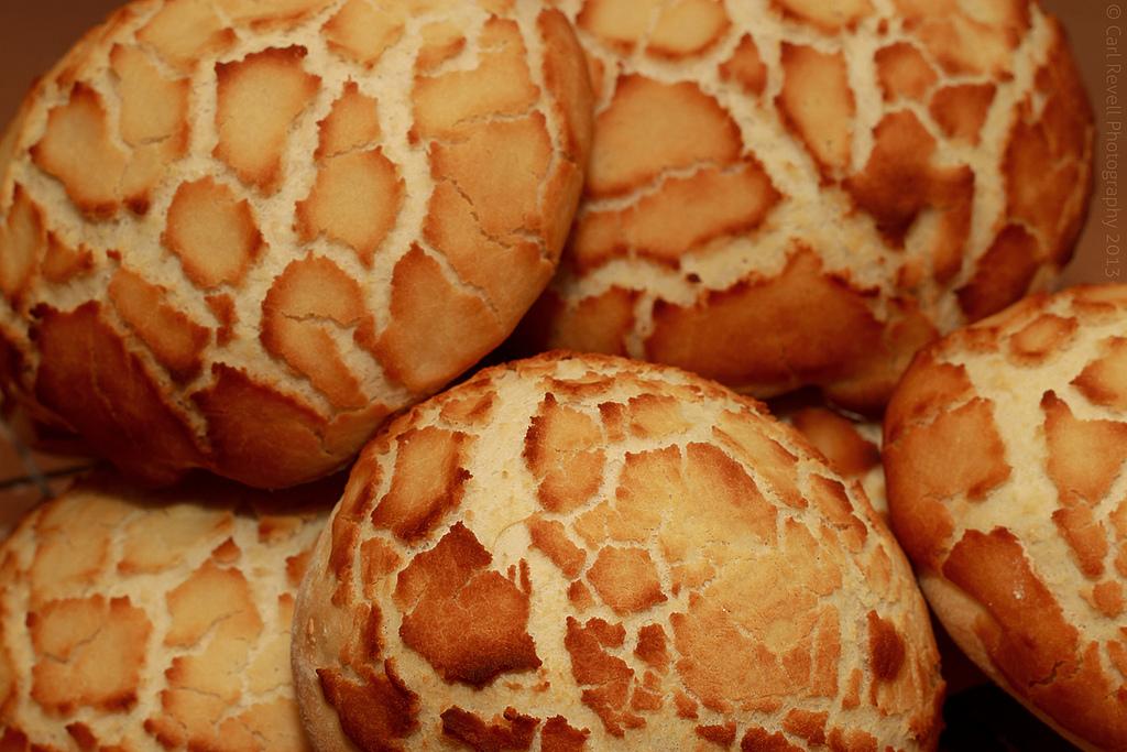 Tiger/Giraffe Bread Rolls