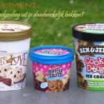 Experiment: kun je koekjesdeeg uit ijs daadwerkelijk bakken?