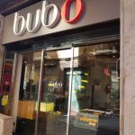 Patisserie Bubó in Barcelona